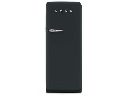Produktabbildung Smeg FAB28RDBLV3 Standkühlschrank Black Velvet
