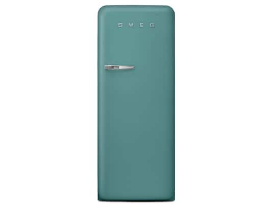 Produktabbildung Smeg FAB28RDEG3 Standkühlschrank Emerald Green