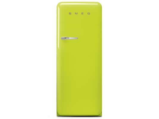 Produktabbildung Smeg FAB28RLI3 Standkühlschrank Limettengrün