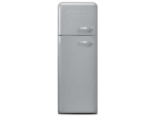 Produktabbildung Smeg FAB30LSV3 Standkühlschrank Polarsilber Metallic