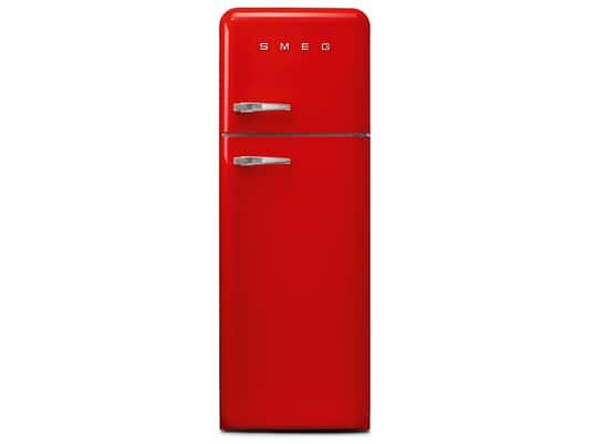 Produktabbildung Smeg FAB30RRD3 Standkühlschrank Rot
