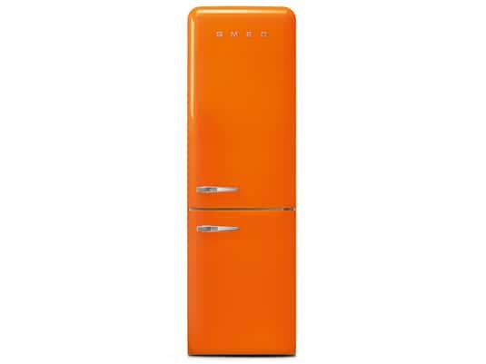 Produktabbildung Smeg FAB32ROR3 Kühl-Gefrierkombination Orange