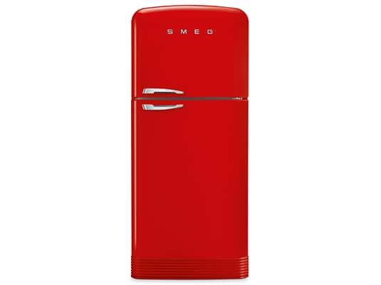 Produktabbildung Smeg FAB50RRD Kühl-Gefrierkombination Rot