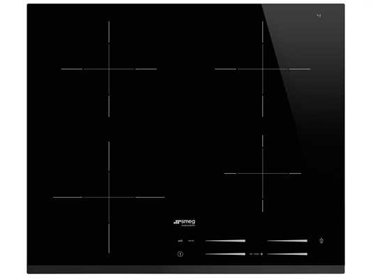 Produktabbildung von Smeg SI7643B Induktionskochfeld autark