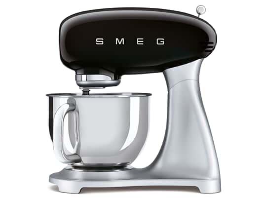 Smeg SMF02BLEU Küchenmaschine Schwarz