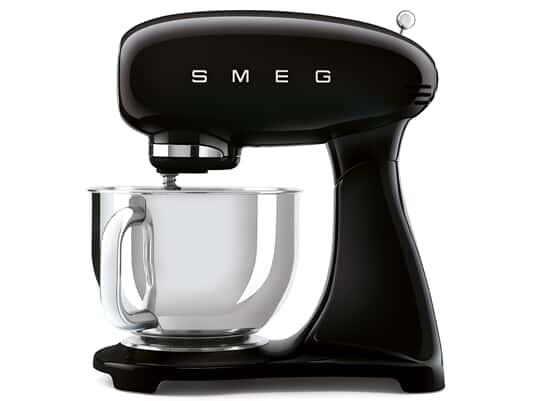 Smeg SMF03BLEU Küchenmaschine Schwarz