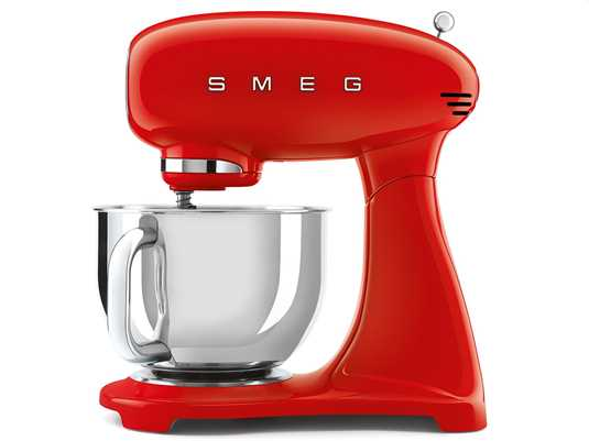 Produktabbildung Smeg SMF03RDEU Küchenmaschine Rot