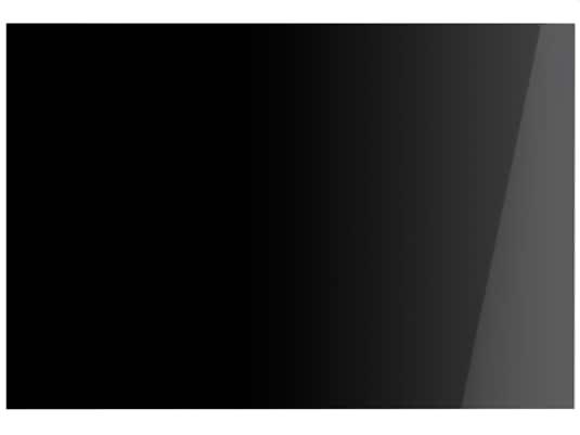 Produktabbildung Smeg SPG110NE Glasrückwand Schwarz