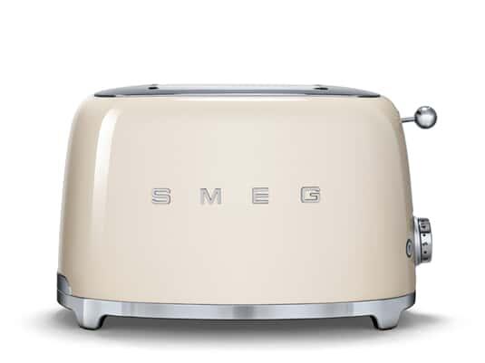 Smeg TSF01CREU 2-Scheiben-Toaster Creme
