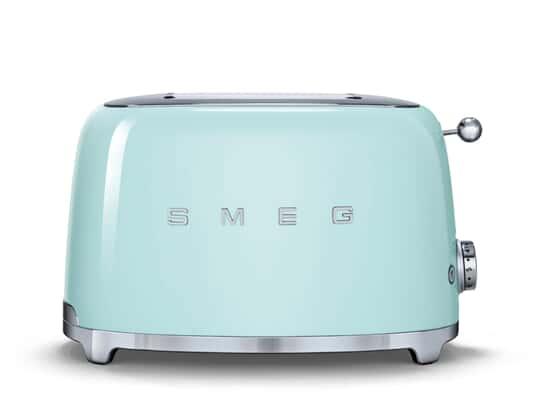 Smeg TSF01PGEU 2-Scheiben-Toaster Pastellgrün