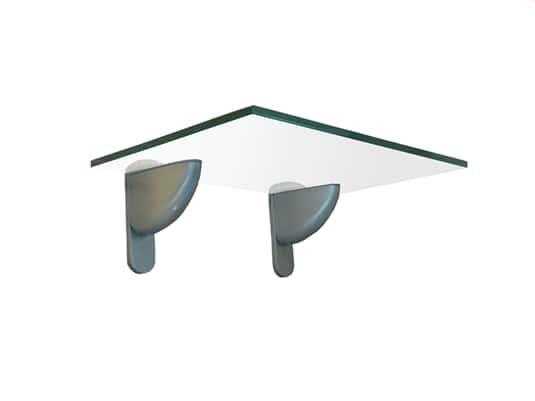 Produktabbildung Sagemüller & Rohrer 47510 Glasbodenset mit Klemmträgern