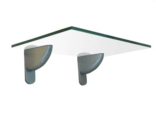 Produktabbildung Sagemüller & Rohrer 47513 Glasbodenset mit Klemmträgern