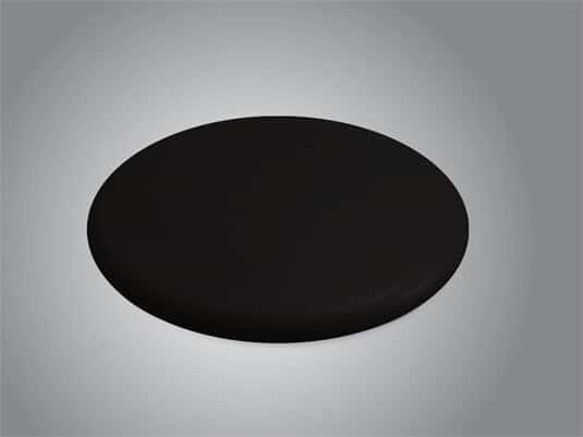 Systemceram Sink Cover Keramik Nero 090668