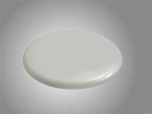 Systemceram Sink Cover Keramik Alu 090676