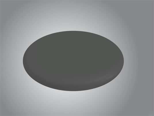 Systemceram Sink Cover Keramik Schiefer 090685