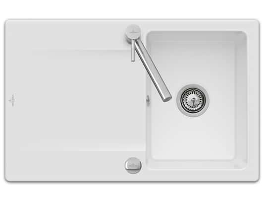 Produktabbildung Siluet 45 Reversibel mit Excenterbetätigung in Snow White