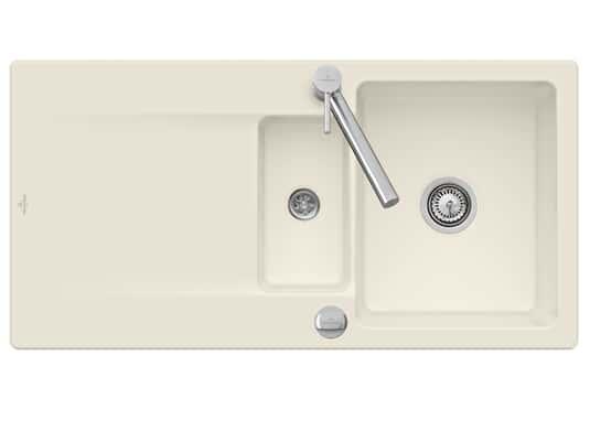 Produktabbildung Siluet 60 R Reversibel mit Excenterbetätigung in Ivory