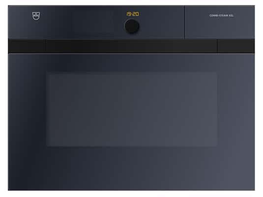 Produktabbildung V-ZUG 2306860322 Combi-Steam XSLF Dampfgar Backofen Spiegelglas