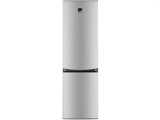 Produktabbildung Zanussi ZRB33100XA Stand Kühl-Gefrier-Kombination Edelstahl