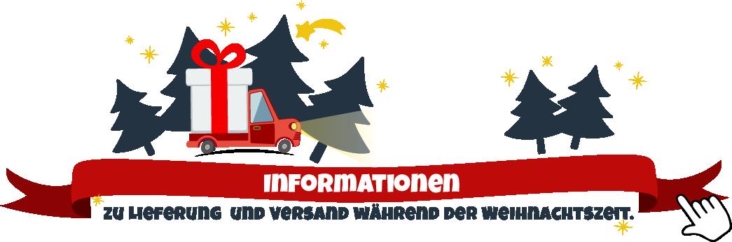Informationen zu Lieferung und Versand
