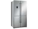 Smeg FQ60X2PE Side by Side Kühl-Gefrier-Kombination Edelstahl-Türen