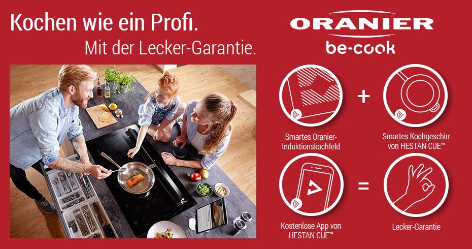 Oranier be-cook