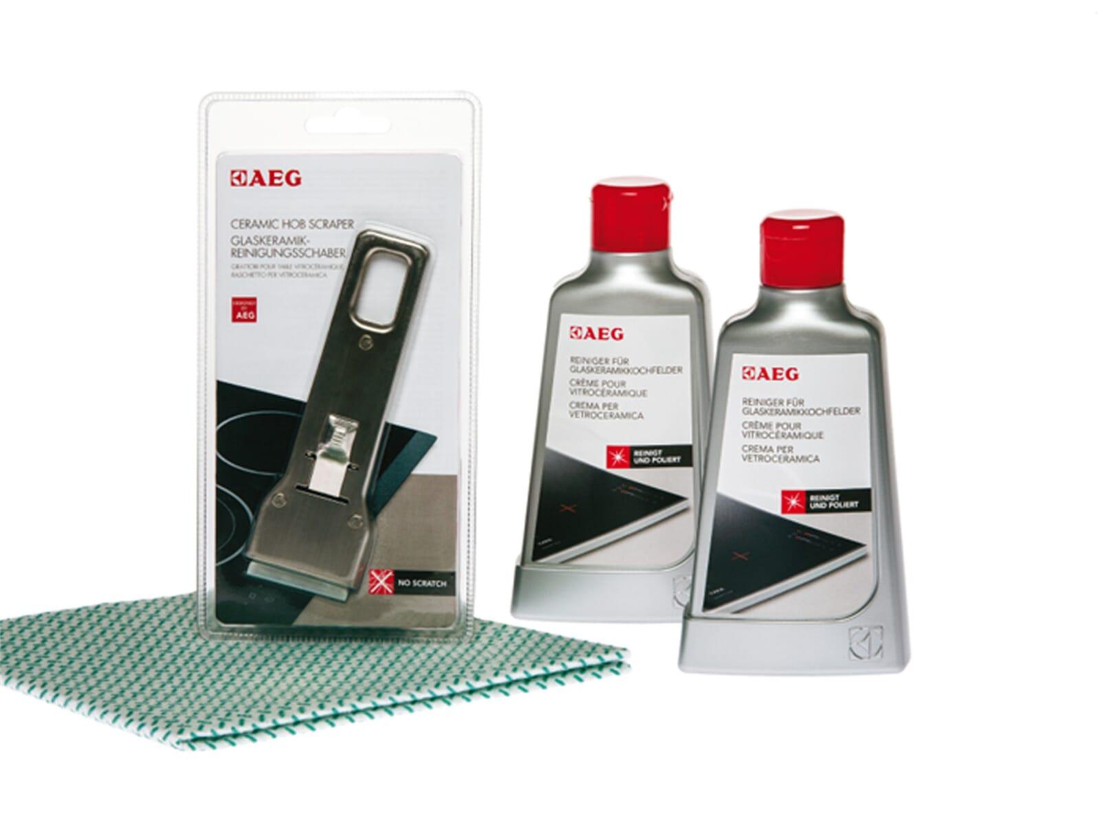 Produktabbildung AEG A6IK4101 Kochfelder Reinigungsset