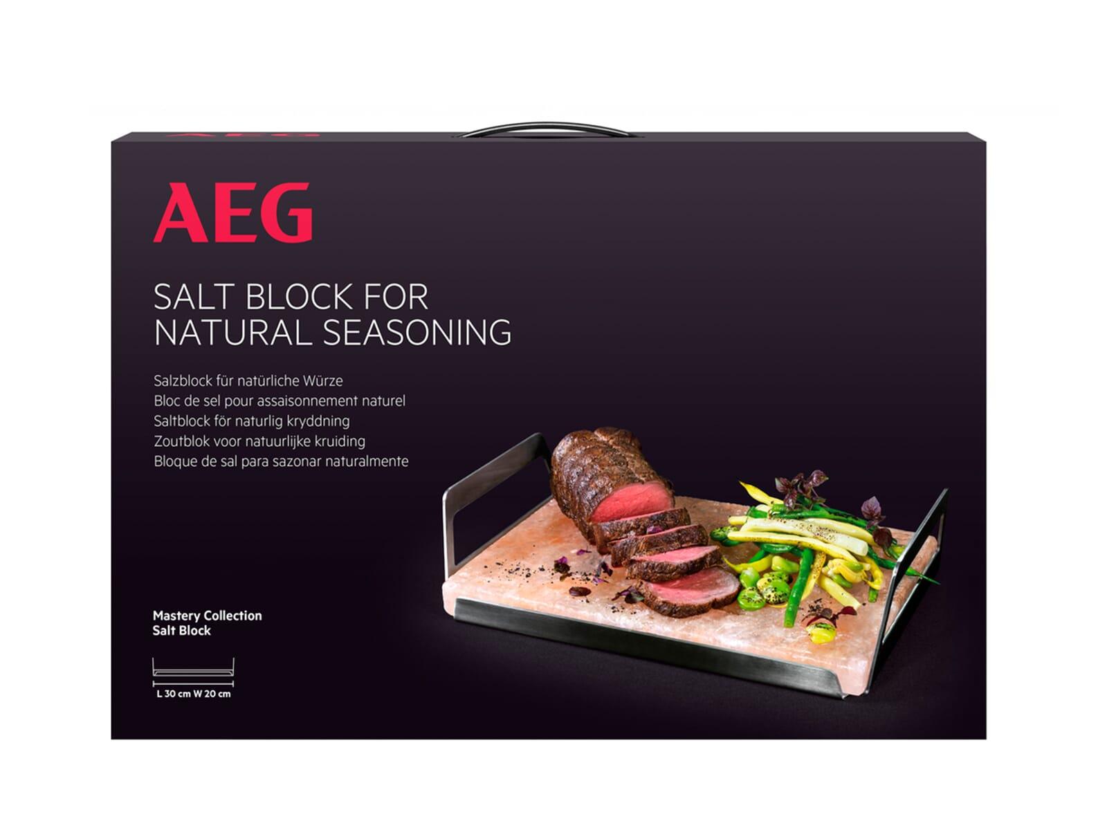 AEG A2SLT Salzblock
