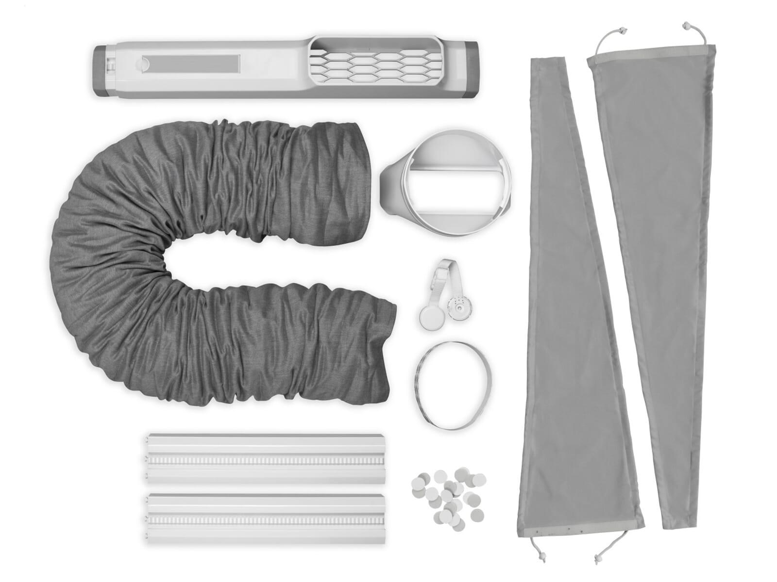 AEG AWK03 Premium-Fenster-Kit für Klimagerät