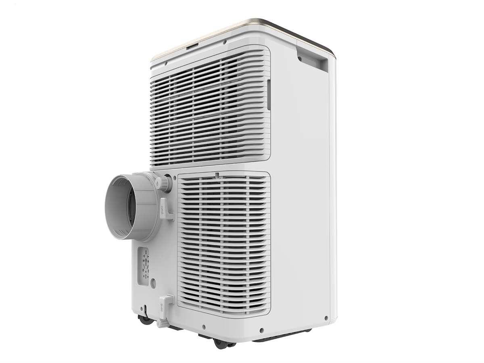 AEG Klimagerät AXP35U538CW ChillFlex Pro + Premium-Fenster-Kit AWK04