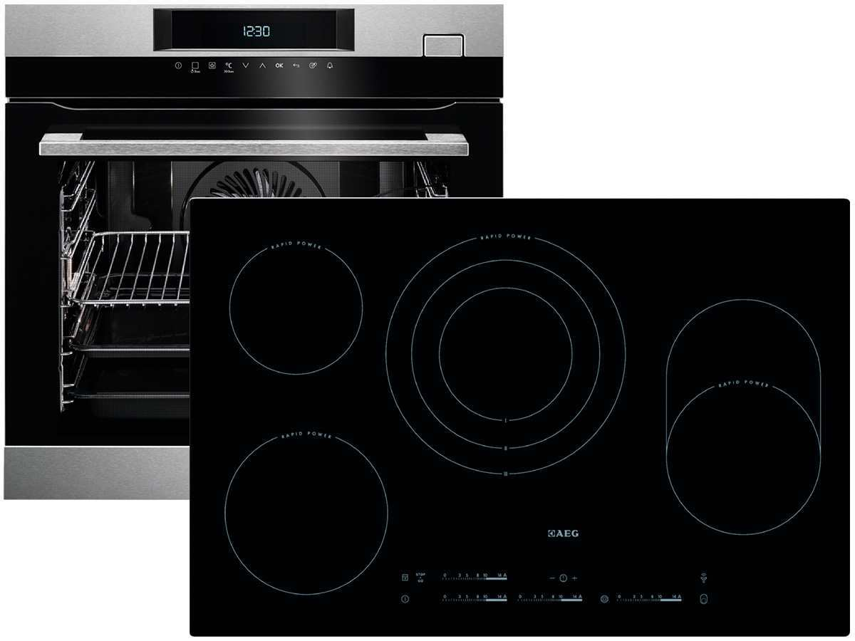 aeg backofen set affordable gallery of elegant cheap dampfgar backofen aeg bsm im detailcheck. Black Bedroom Furniture Sets. Home Design Ideas