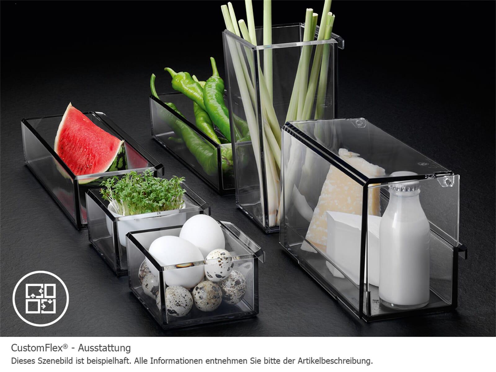 aeg sce81864tc einbau k hl gefrierkombination. Black Bedroom Furniture Sets. Home Design Ideas