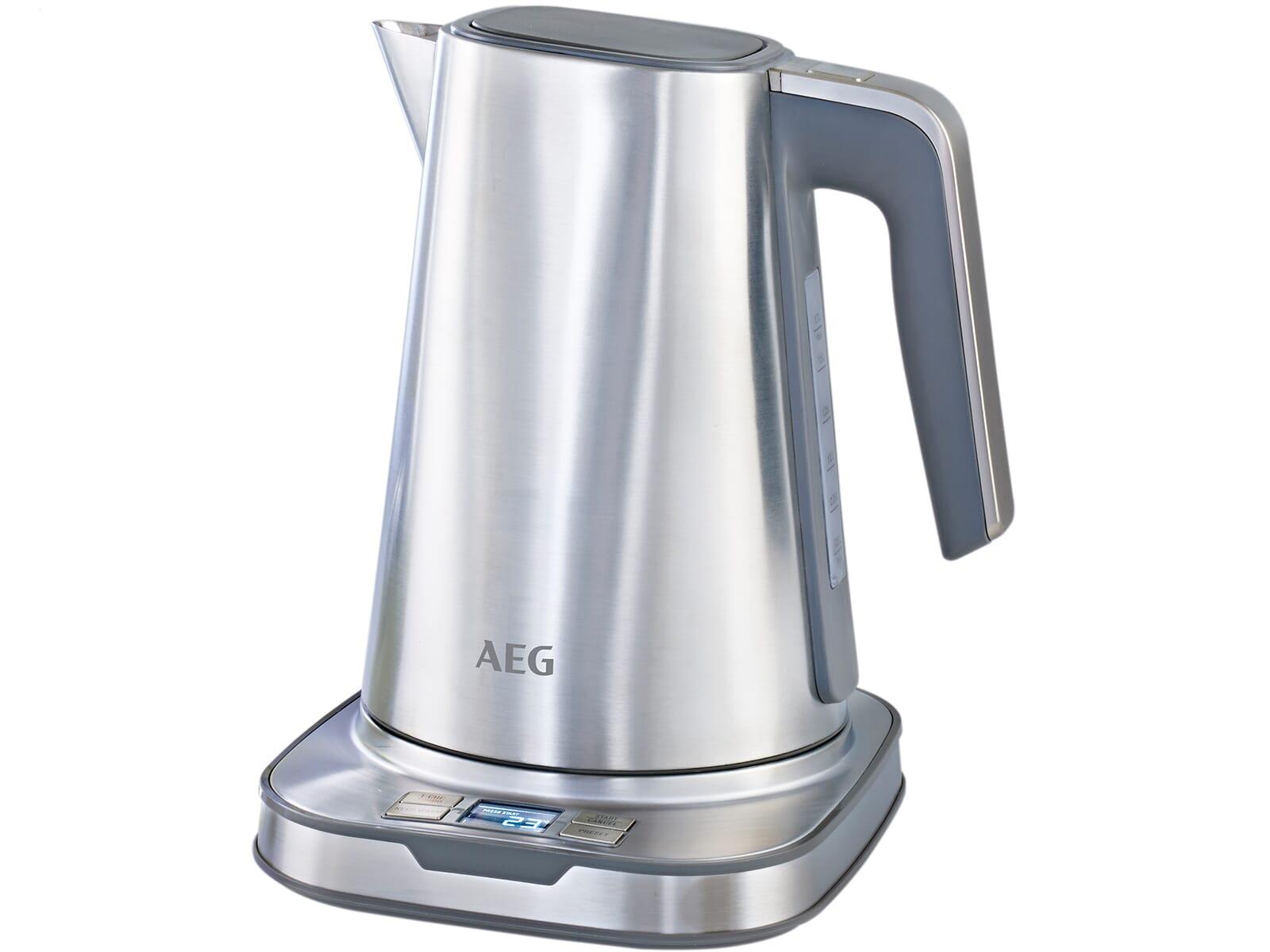 AEG EWA7800 Wasserkocher Edelstahl