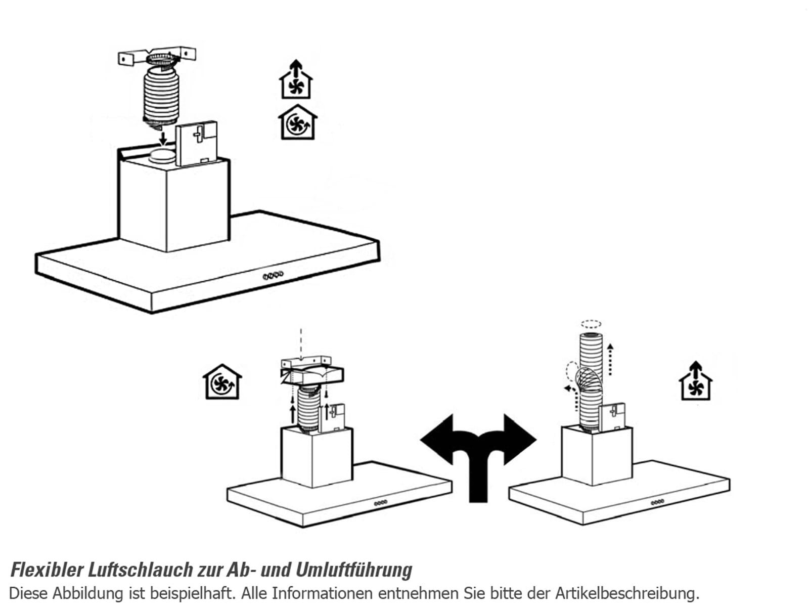 AEG FLEX150AEG Luftschlauch