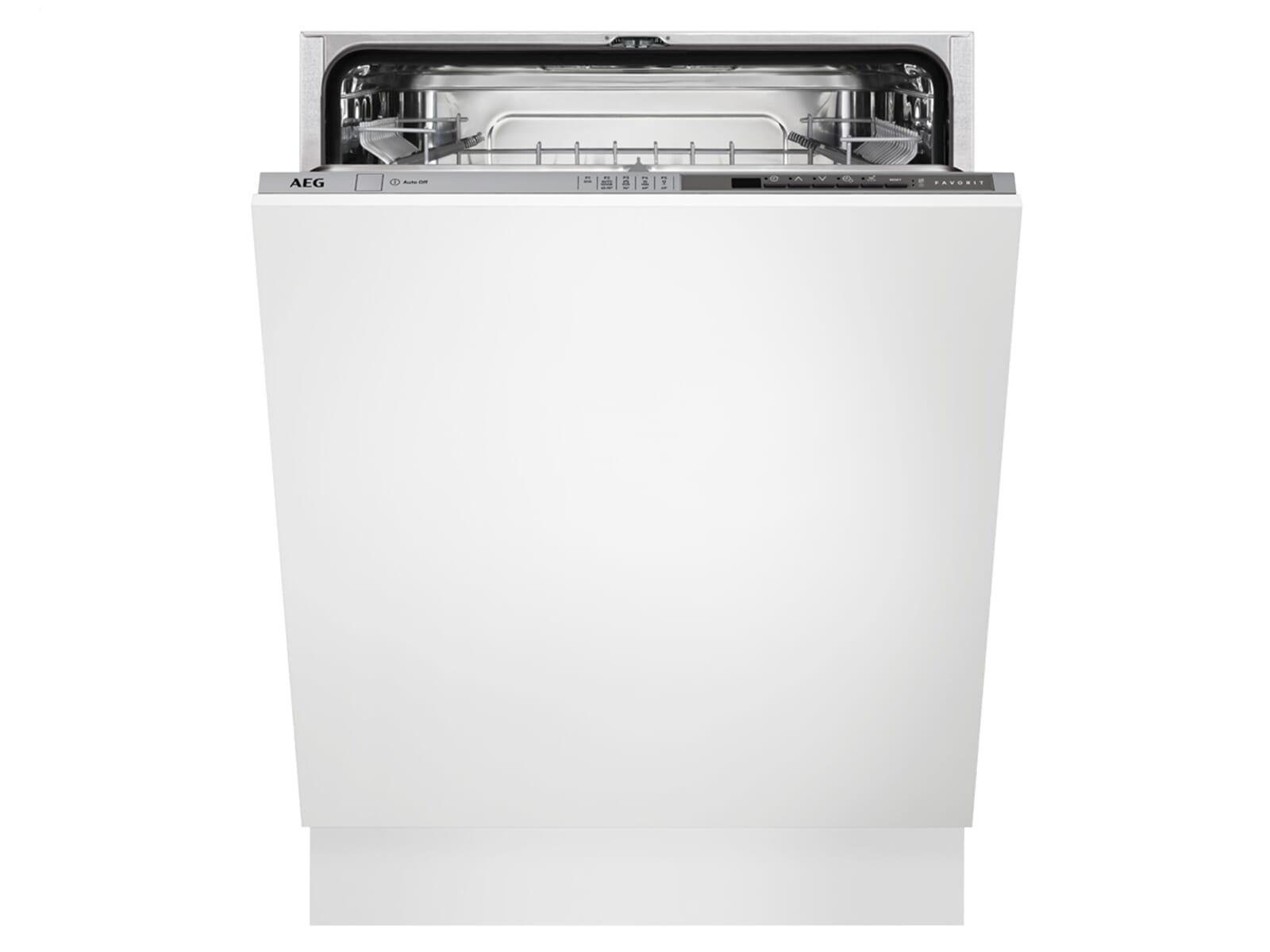 Aeg Kühlschrank Einbauen Anleitung : Aeg fsb z vollintegrierbarer einbaugeschirrspüler