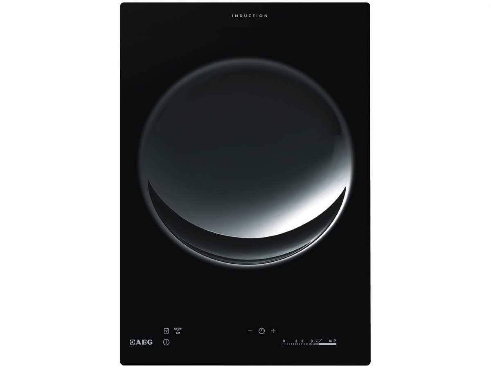 aeg hc451501eb domino induktionskochfeld autark. Black Bedroom Furniture Sets. Home Design Ideas