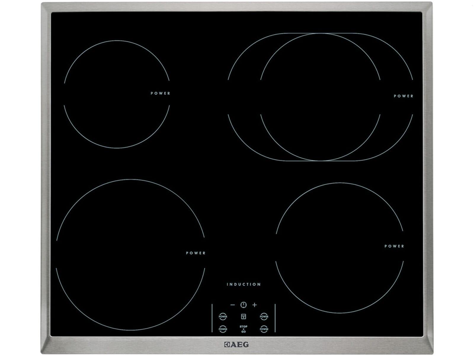 aeg eeb353 set steambake einbau herd eeb351010m + ... - Einbau Küchengeräte Set