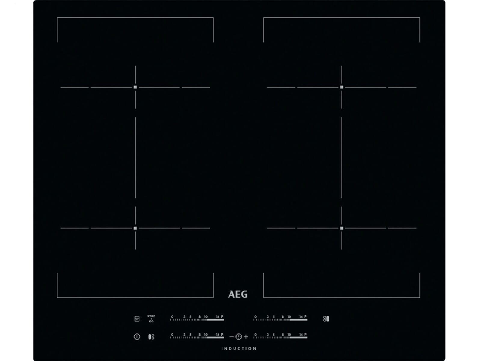 aeg hkm65400i b induktionskochfeld autark. Black Bedroom Furniture Sets. Home Design Ideas