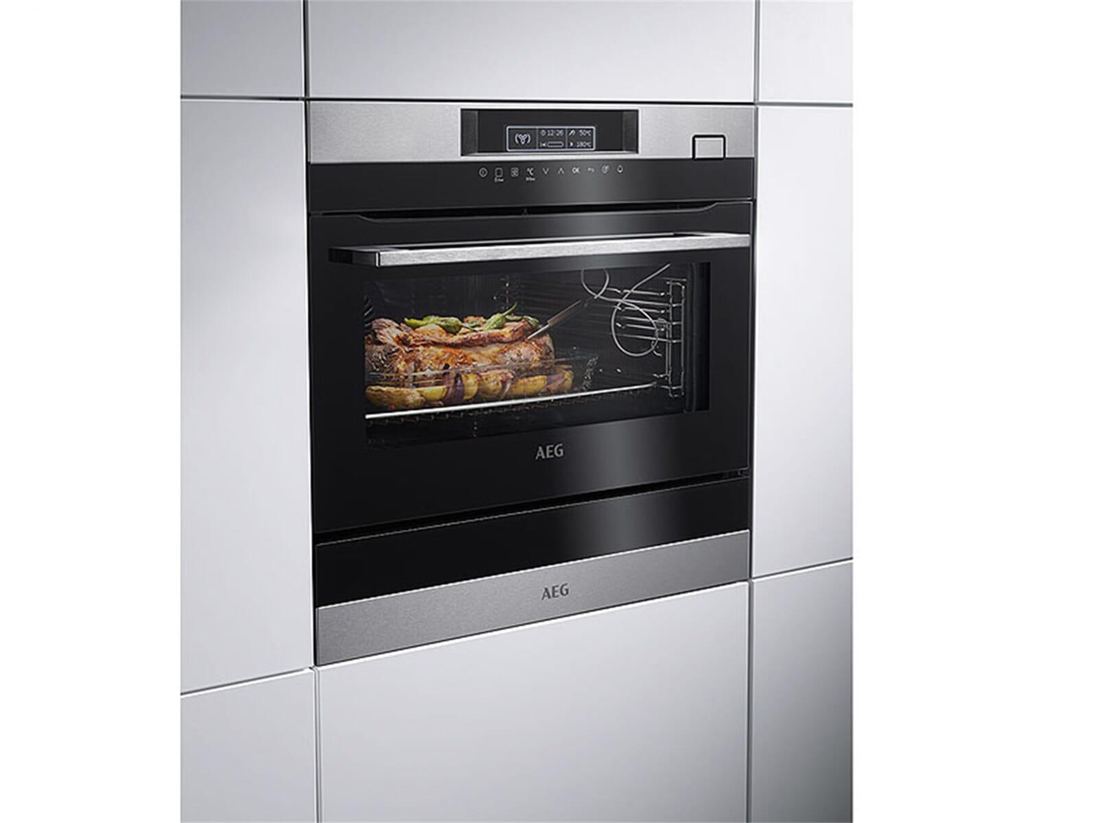 Privileg Retro Kühlschrank : Aeg ksk782220m kompakt steamboost dampfgar backofen edelstahl