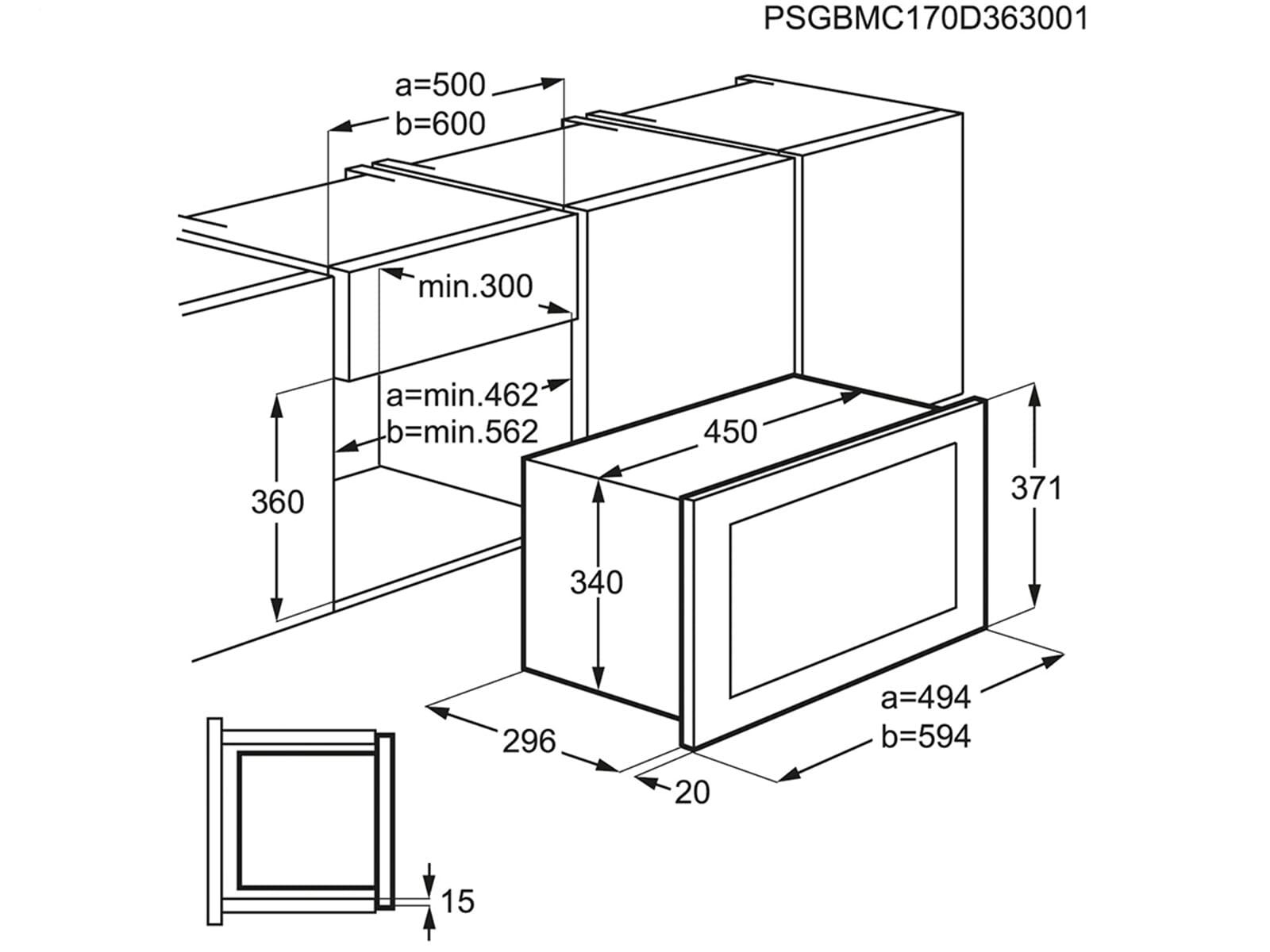 Aeg einbau mikrowelle aeg einbau mikrowelle aeg mc1752ew for Einbau mikrowelle 50 cm