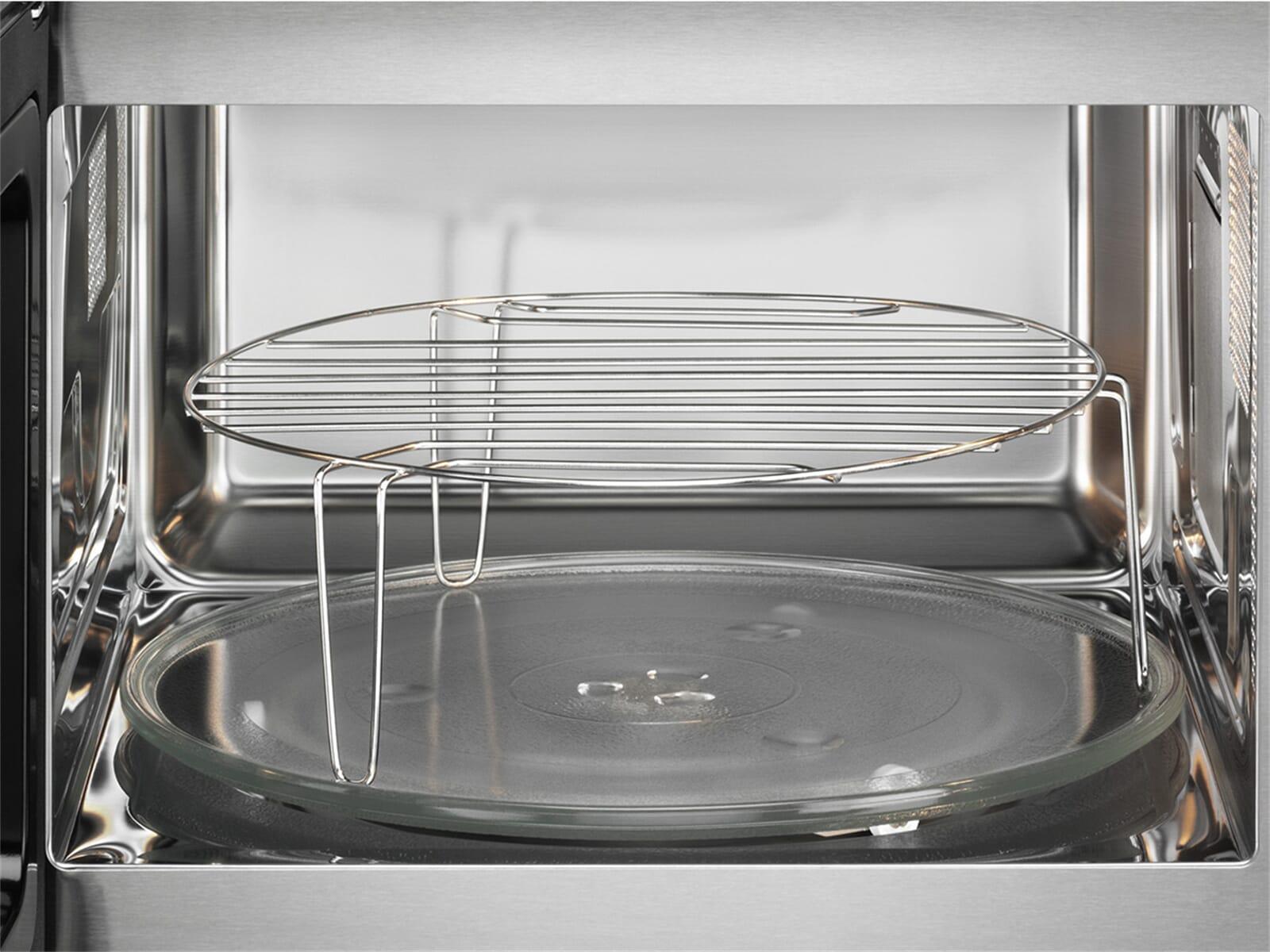 aeg msb2547d m einbau mikrowelle edelstahl. Black Bedroom Furniture Sets. Home Design Ideas