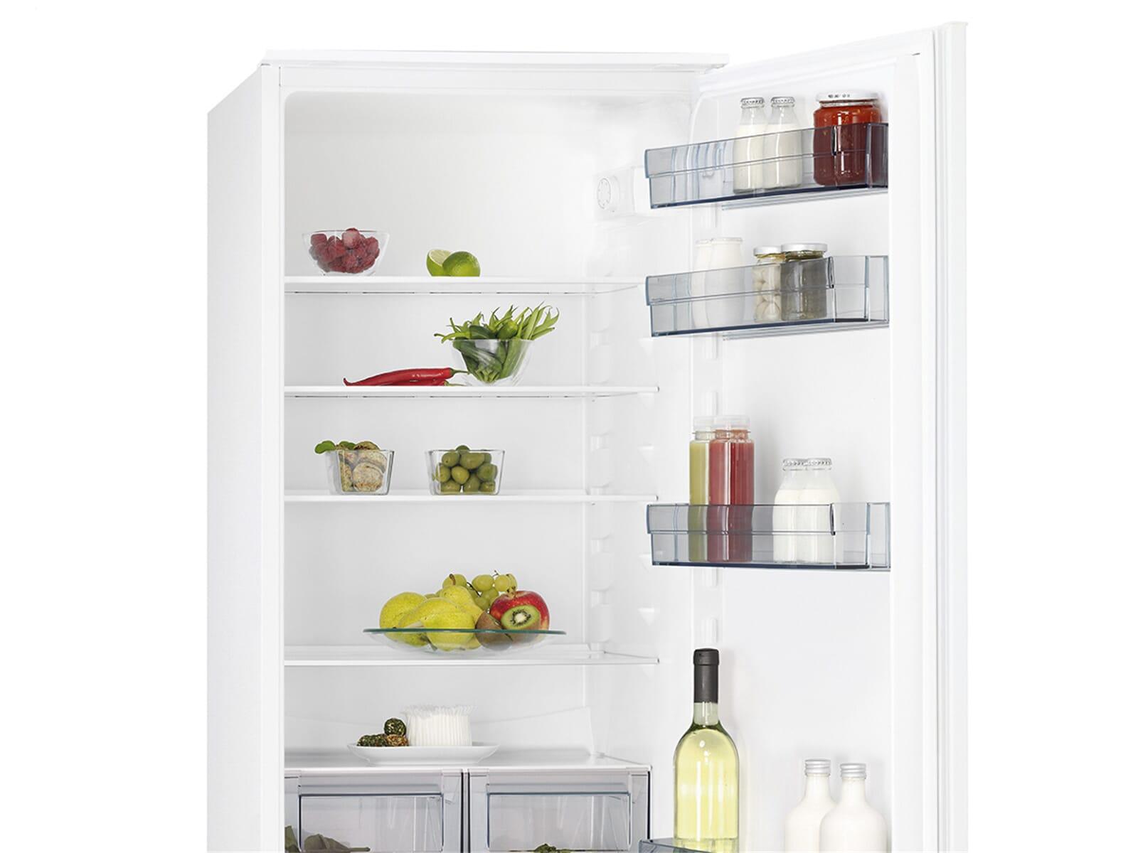 Aeg Kühlschrank Gefrierkombination Einbau : Aeg scb ls einbau kühl gefrierkombination