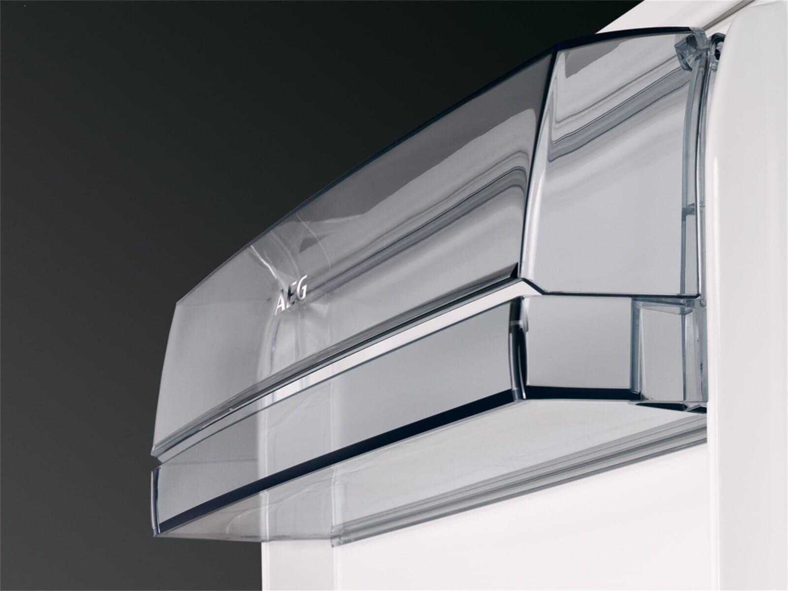 Aeg Kühlschrank 158 Cm : Aeg scb51621ls einbau kühl gefrierkombination