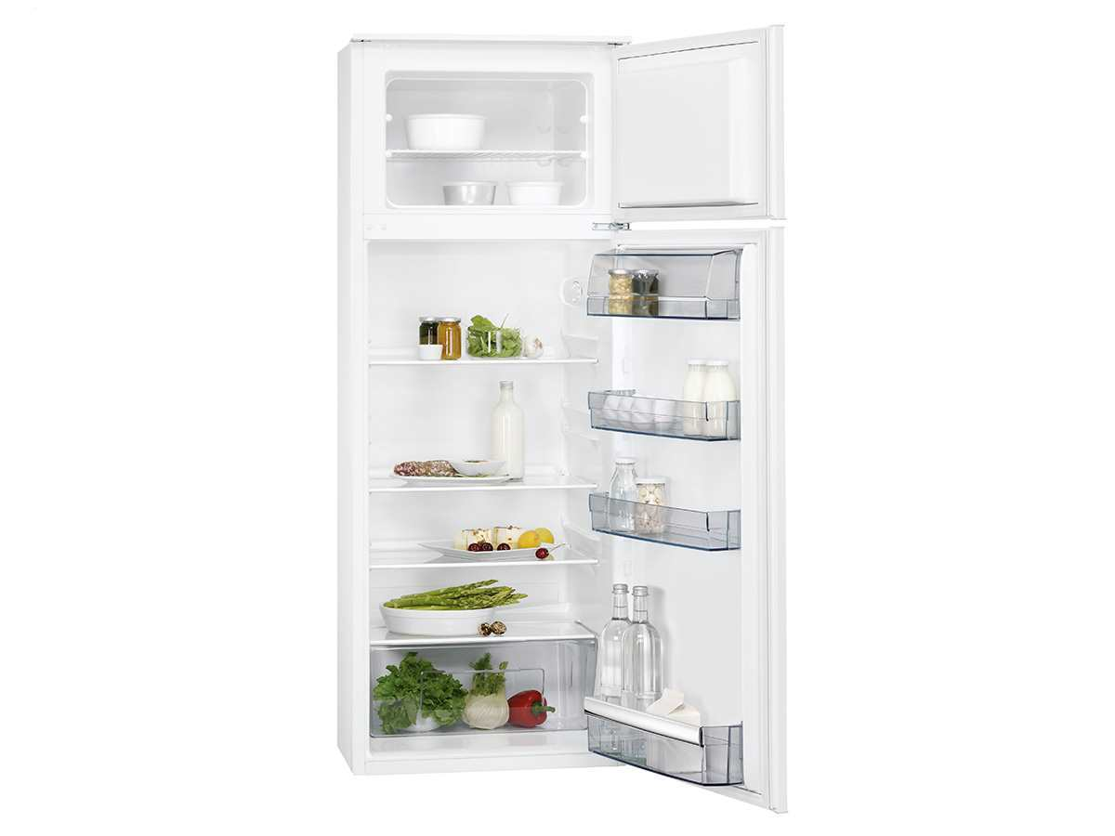 Aeg Kühlschrank Gefrierkombination : Aeg sdb as einbau kühl gefrierkombination
