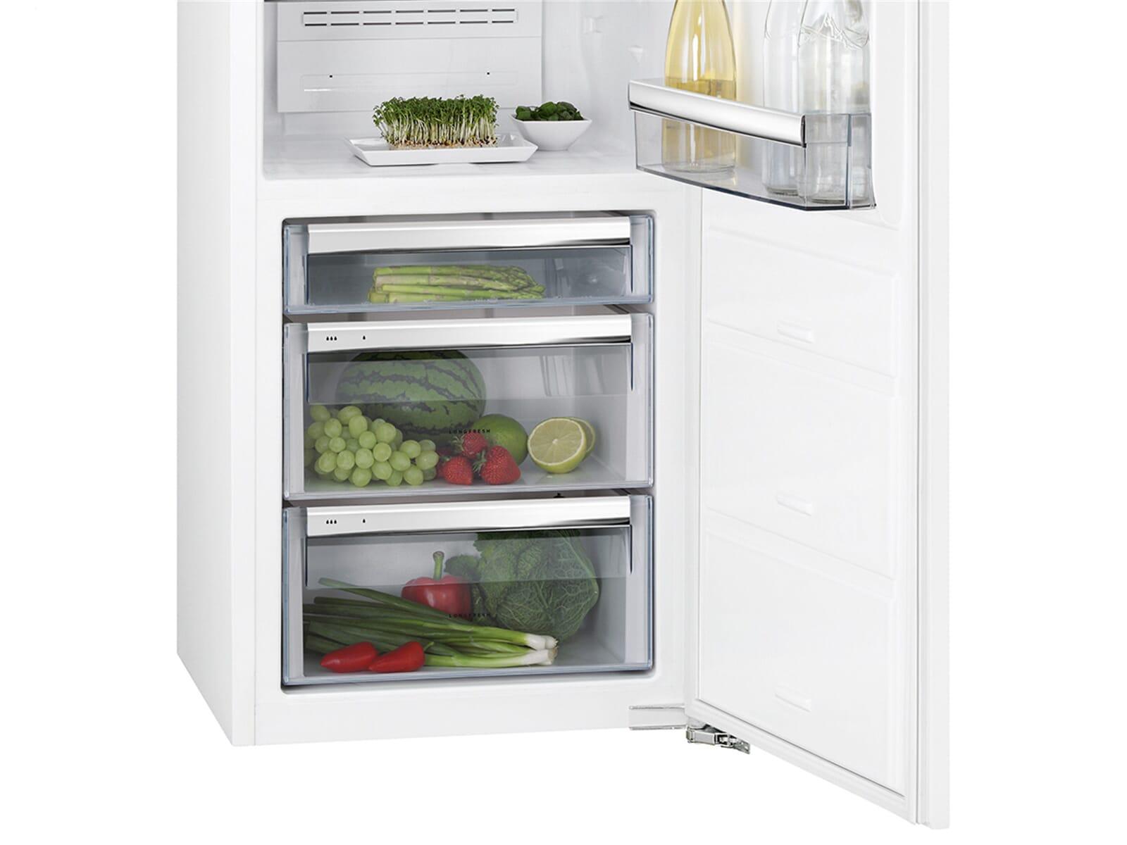 Aeg Kühlschrank Biofresh : Aeg sfe zc einbaukühlschrank