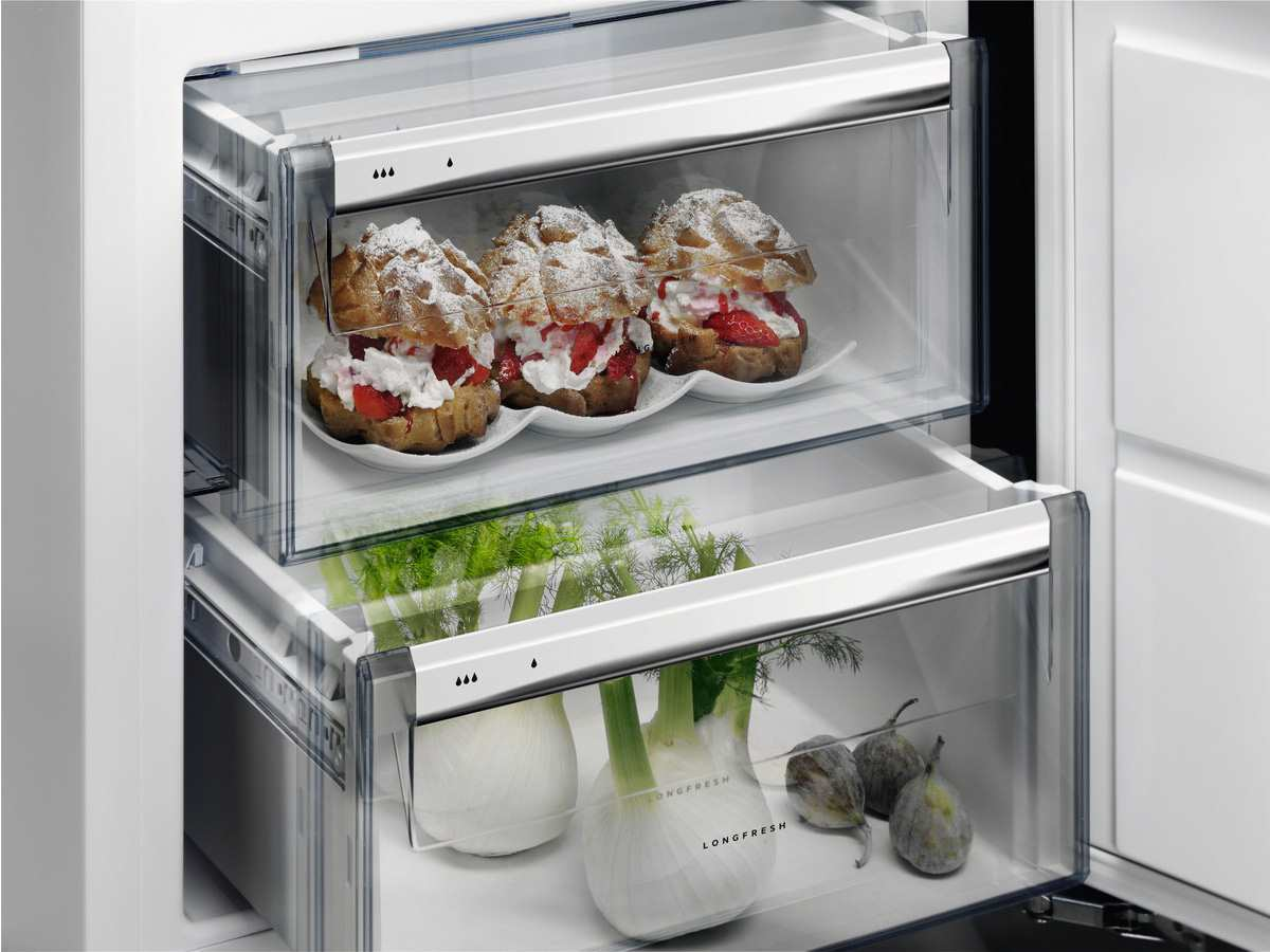 Aeg Kühlschrank Einschalten : Aeg fsb z vollintegrierbarer einbaugeschirrspüler