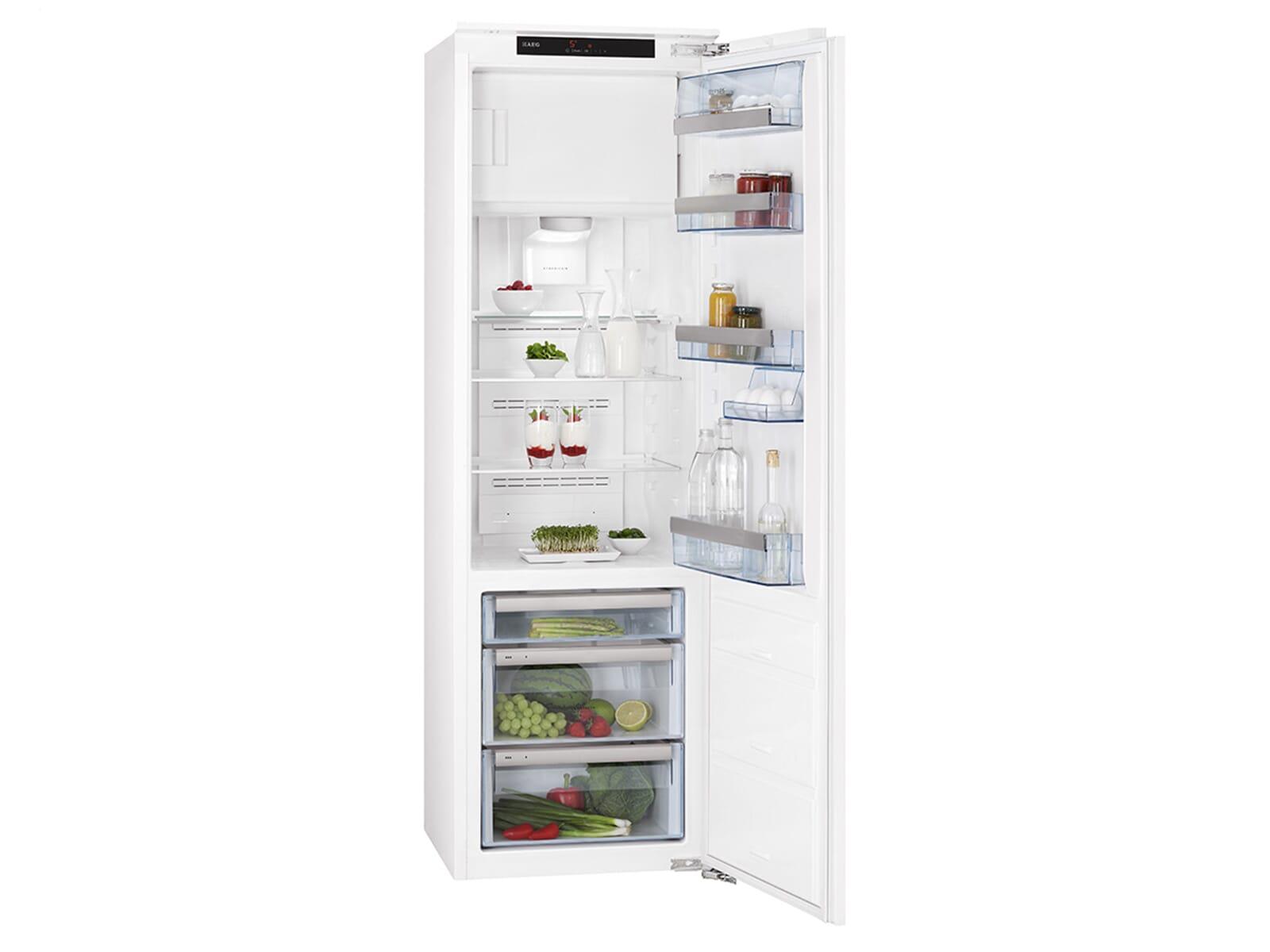 Aeg Kühlschrank Coolmatic : Aeg skz c einbaukühlschrank