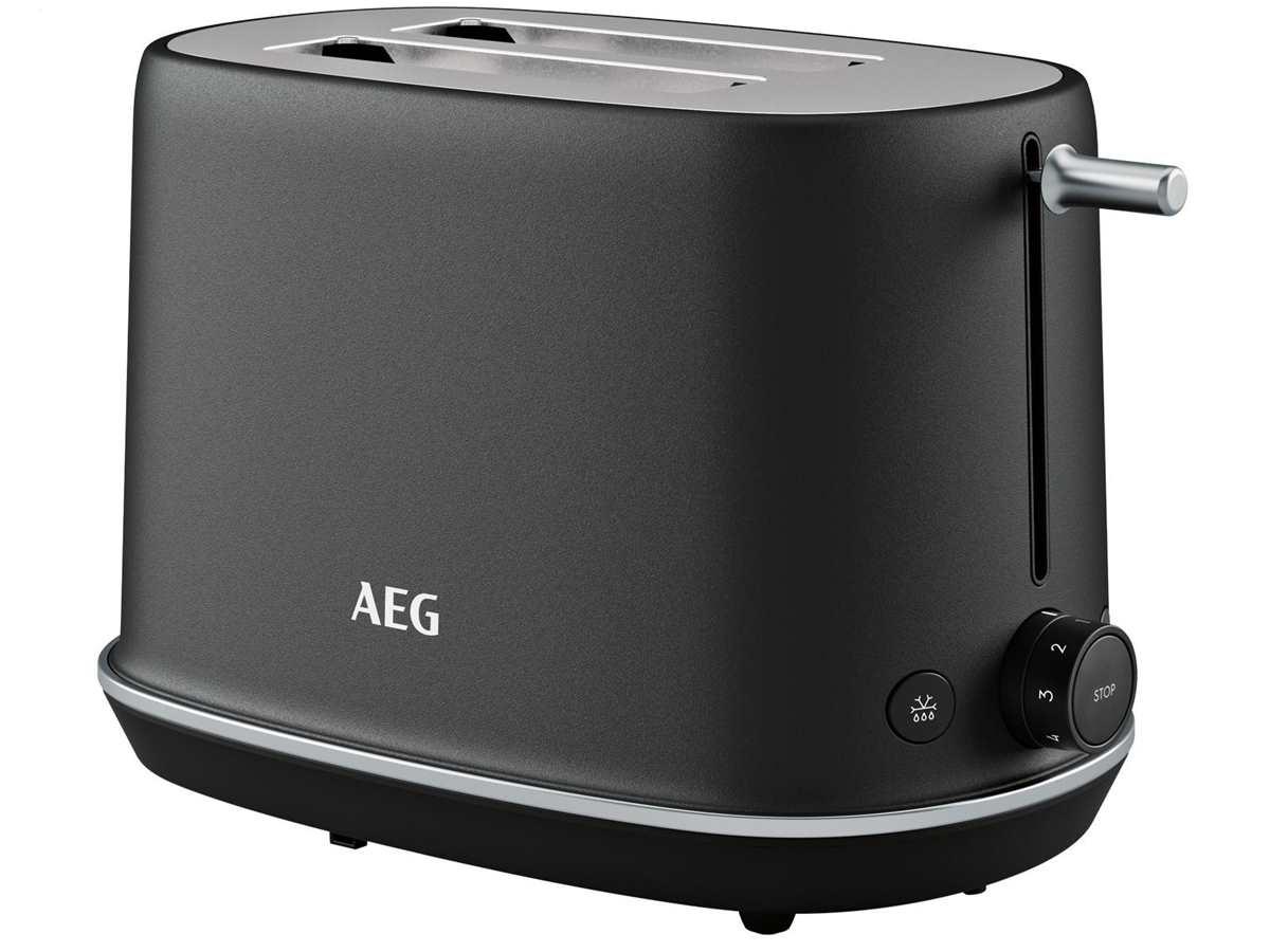 AEG T7-1-6BP Toaster Schwarz