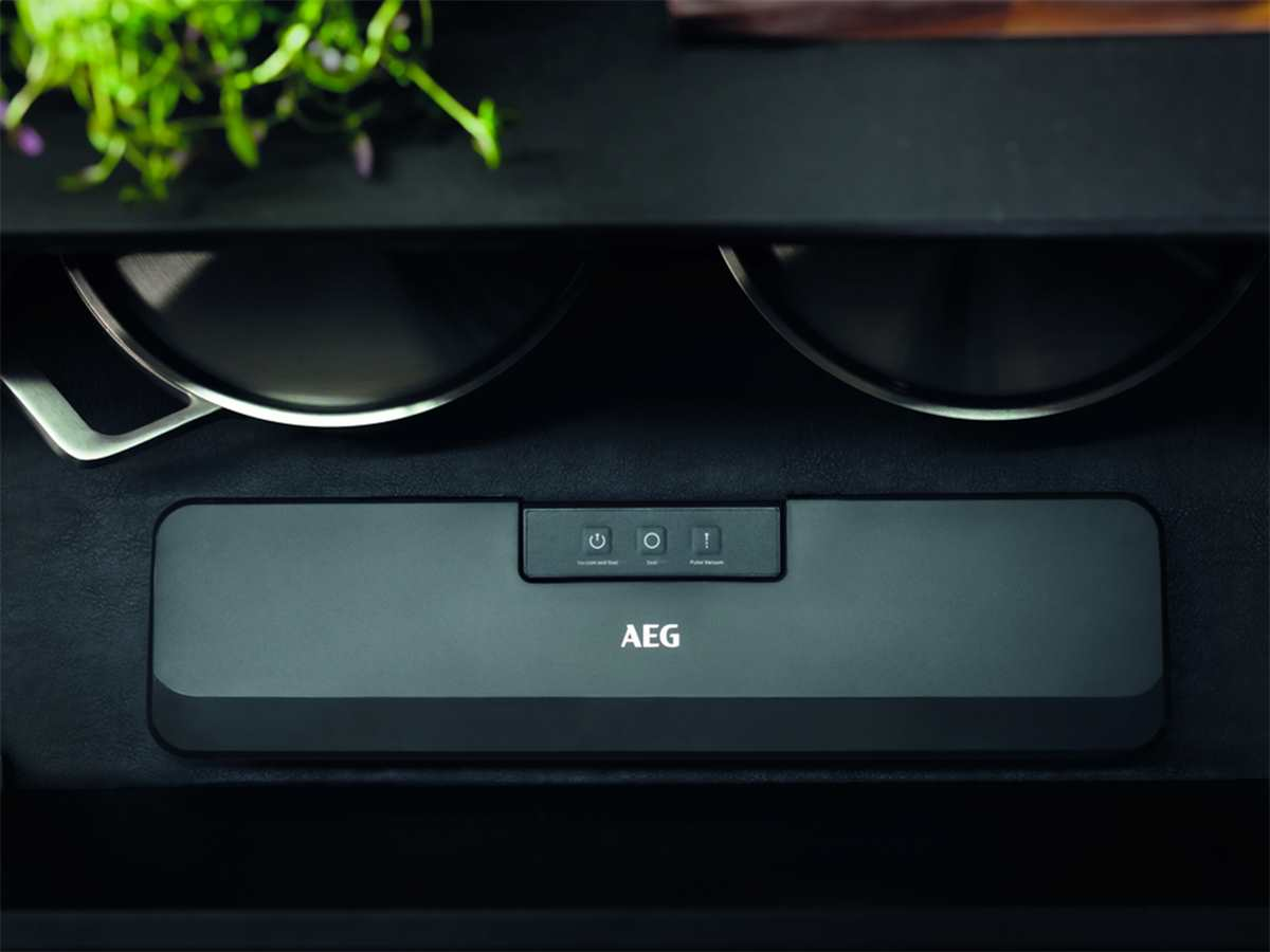 AEG VS4-1-4AG Vakuumiergerät