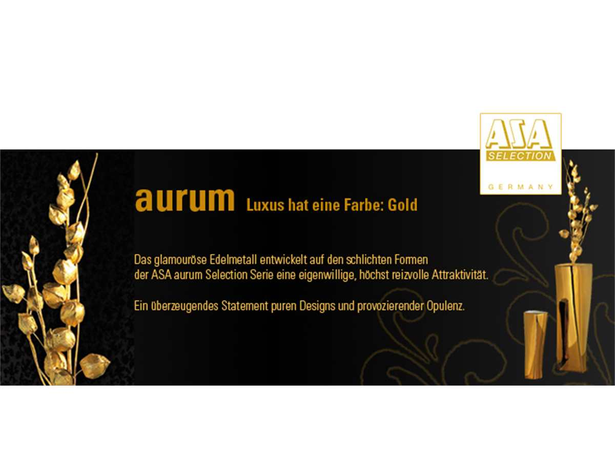 ASA aurum Selection Serie
